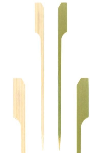 """Fingerfood Spieße """"Golf"""" aus Bambus, 15cm, 250 Stk."""
