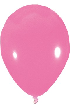 Luftballons, rosa, Ø36cm, 50 Stk.