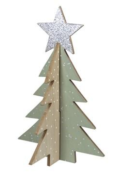 Weihnachtsbaum aus Holz 45 cm, 1 Stk.