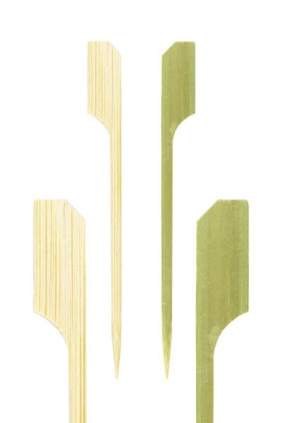 """Fingerfood Spieße """"Golf"""" aus Bambus, 9cm, 250 Stk."""