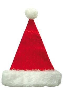Weihnachtsmütze ''exquisit'', 44cm 1 Stk.