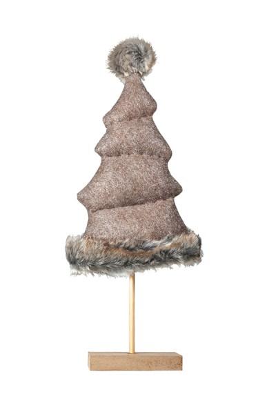 Baum aus Stoff, 33 cm
