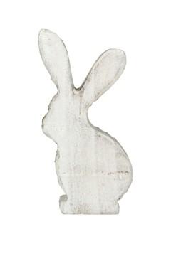 Hase aus Holz, 10cm, 1 Stk.