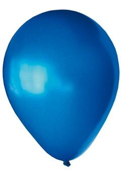 "Luftballons ""Perlmutt"", blau, Ø30cm, 50 Stk."