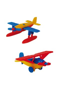 Flugzeuge, 4cm, in Box, 96 Stk.