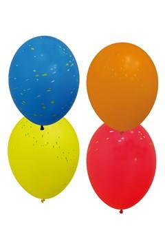 """Luftballons """"XXL"""", bunt, Ø90cm, 12 Stk."""