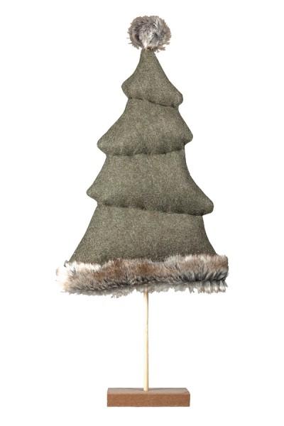 Baum aus Stoff, 43 cm