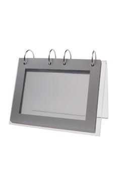 Plexi - Kartenhalter, 12.5 x 16.5cm, 1 Stk.