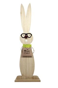 Hase aus Holz, 90 cm, 1 Stk.