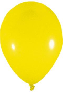 Luftballons, gelb, Ø36cm, 50 Stk.