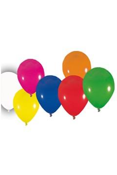 Luftballons, bunt, Ø18cm, 100 Stk.