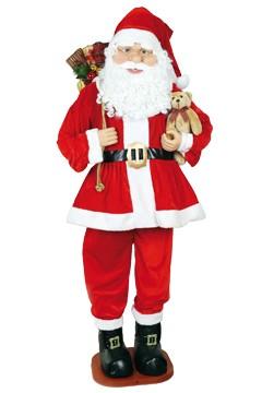 Weihnachtsmann XL, beweglich mit Sound, ca. 180cm, 1 Stk.