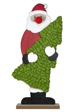 Weihnachtsmann aus Holz 40.5 cm, 1 Stk.
