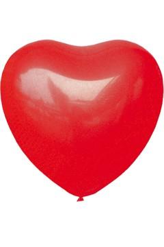 "Luftballons ""Herz"", rot, Ø36cm, 50 Stk."