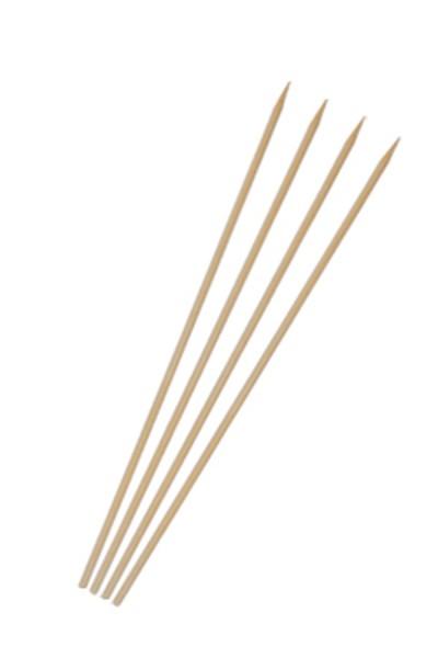 Schaschlikspieße aus Bambus, Ø3mm, 18cm, 500 Stk.